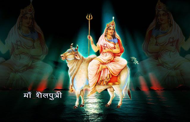 माता के  इन नौ शक्ति स्वरूपों की नवरात्रो की पूजा होती है