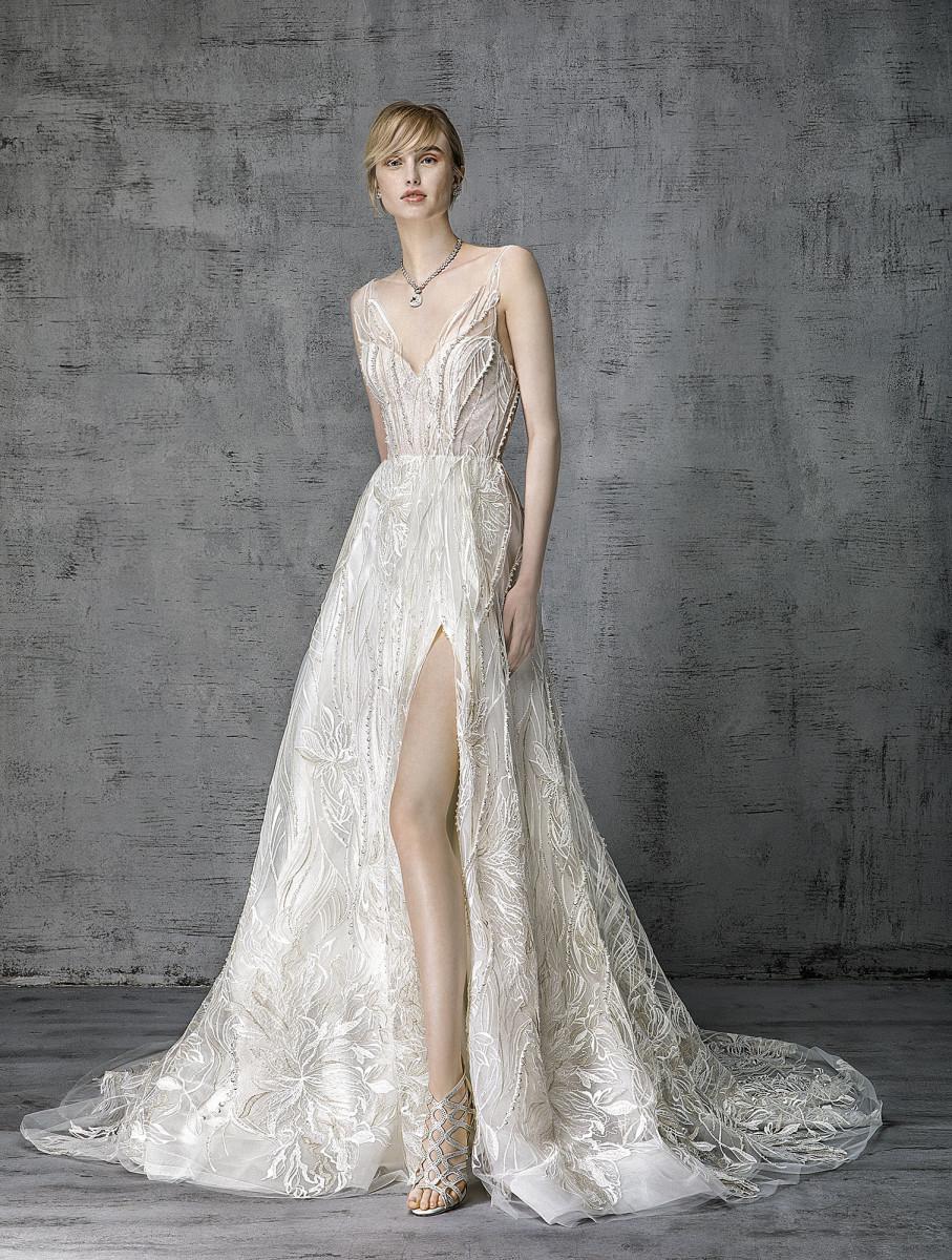 609c72af4d8 Top 10 Wedding dresses Looks for Spring 2019