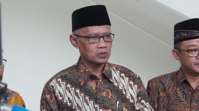 Muhammadiyah tak ikut Reuni Alumni Demo 212, Haedar Nashir: Lebih Baik kita Reuni 171945