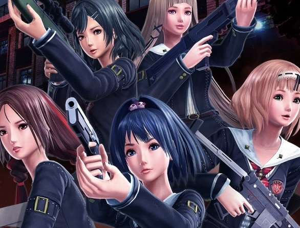 School Girl / Zombie Hunter PlayStation 4 review