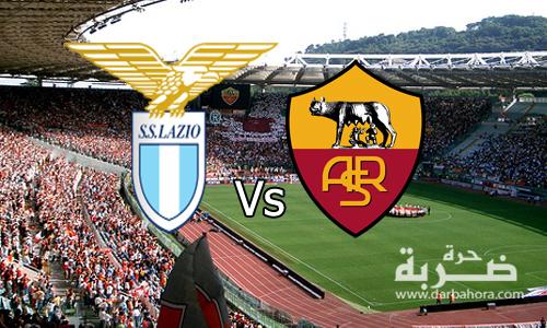ملخص اهداف مباراة روما ولاتسيو اليوم 4-4-2017 انتهت المباراة بنتيجة 3-2 في كاس ايطاليا 2017