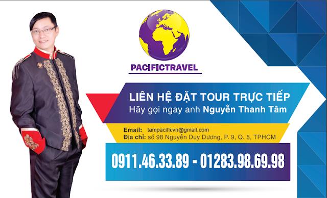Công Ty Pacific Travel