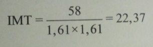 Indeks Massa Tubuh