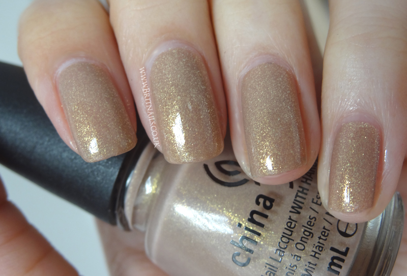 China Glaze Fast Track Swatches   Brit Nails