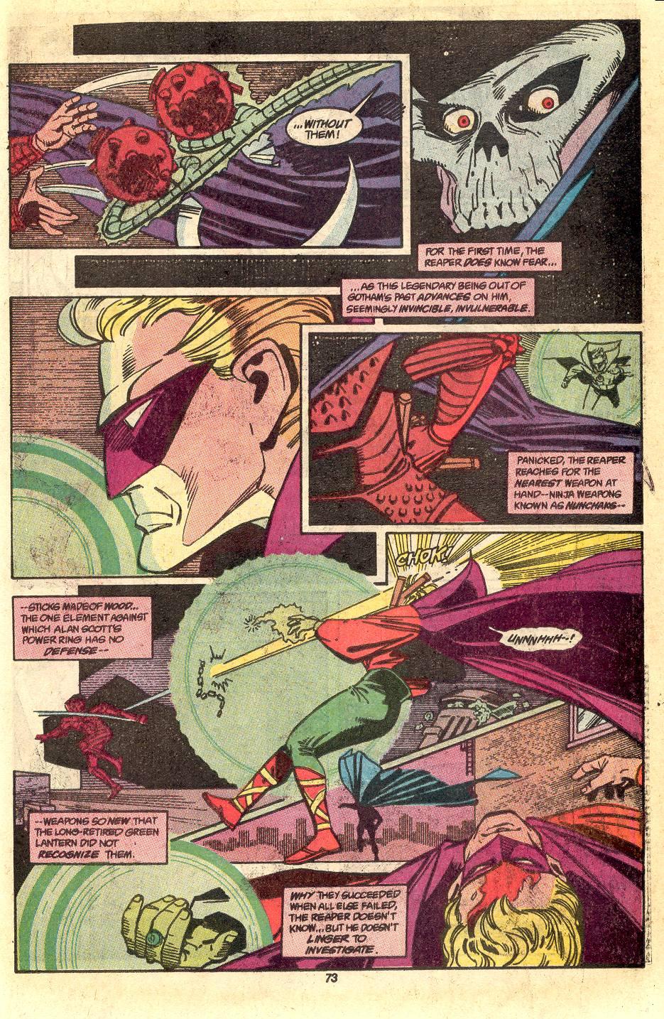 Read online Secret Origins (1986) comic -  Issue #50 - 76