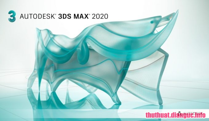 Download Autodesk 3ds Max 2020 Full Key Active