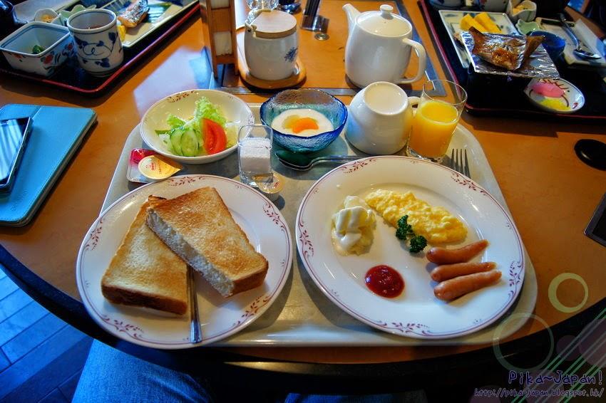 Pika~Japan! 隨心遊日本: Day 2-1 - [朝食] 飛騨高山ワシントンホテル ...
