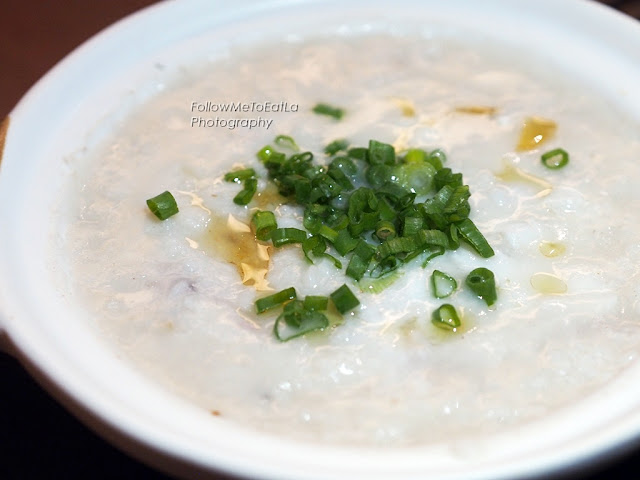 Smooth & Flavourful Fish Congee