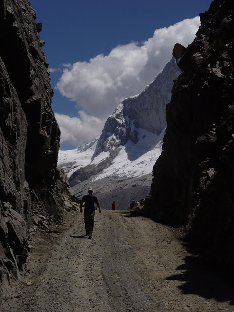 Trekking de SANTA CRUZ e os magníficos trilhos da Cordilheira Branca   Peru