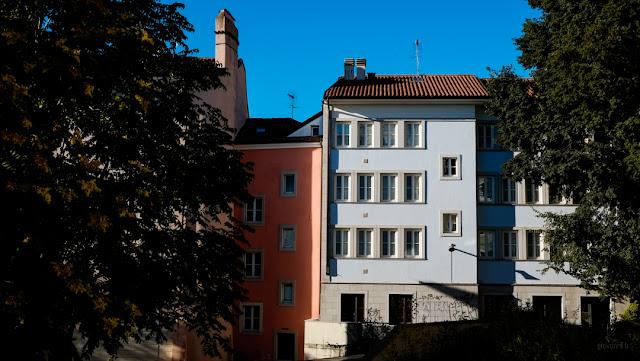 Palazzi di Trieste