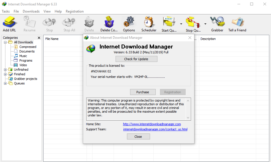 Internet Download Manager 6 33 Build 3 Retail | Board4All