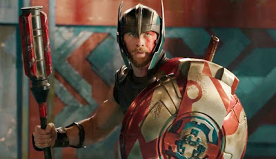 Una imagen de Thor Ragnarok