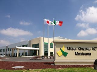 Info Lowongan Kerja Untuk Ijazah SMK PT Mitsui Kinzoku Act Indonesia Karawang