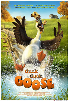 Movie Poster Duck Duck Goose 2018