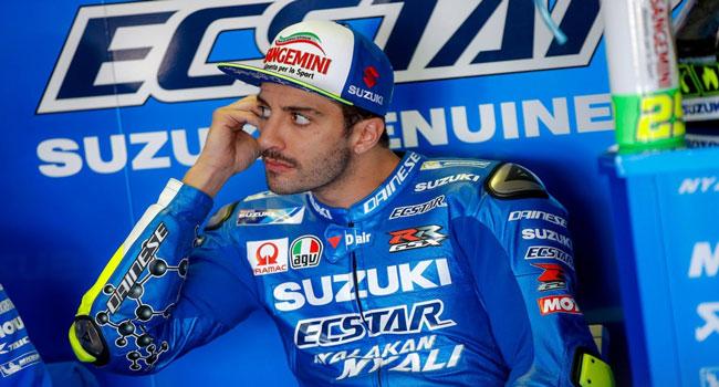 Andrea Iannone Benarkan Rumor Dirinya Dirayu Tim Aprilia Racing, Lhooooh....??
