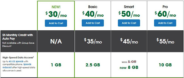 Cricket Wireless affordable cell phone service