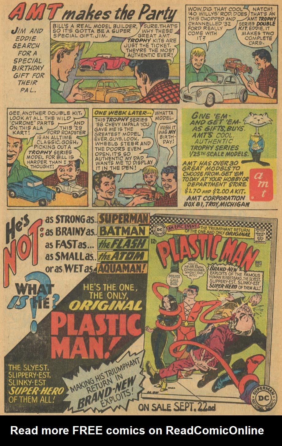 Read online World's Finest Comics comic -  Issue #162 - 12