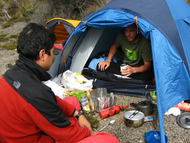 Eating And Drinking on Mountain Expeditions