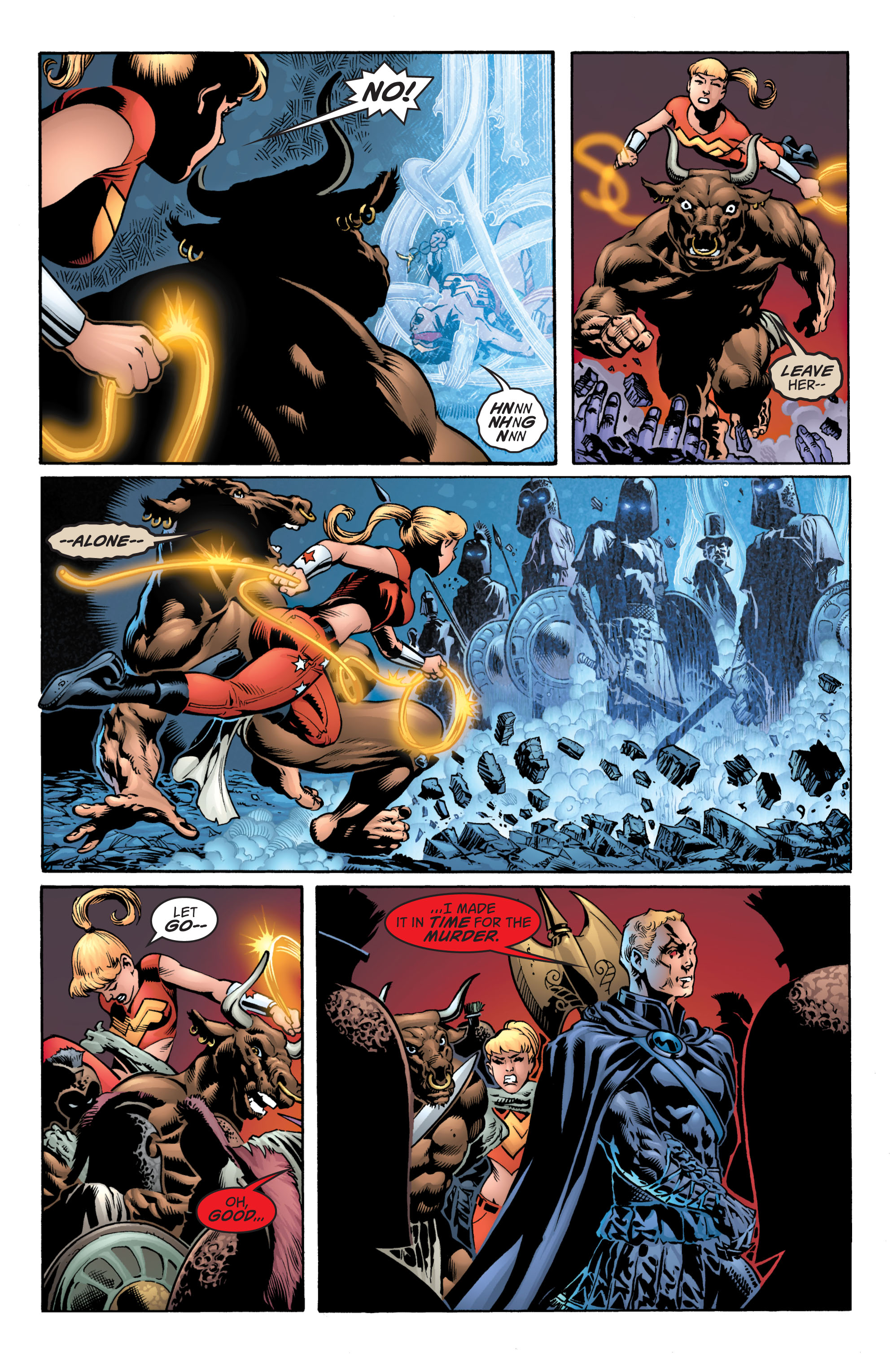 Read online Wonder Woman (1987) comic -  Issue #217 - 9