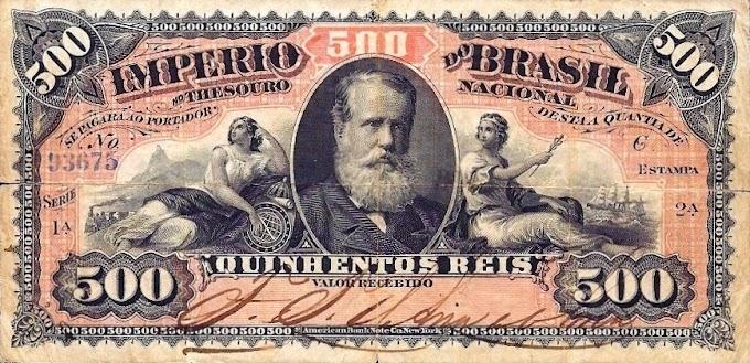 CONVERSÃO HIPOTÉTICA DOS RÉIS PARA O ATUAL REAL