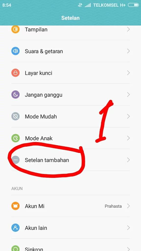 Cara Menghilangkan Getaran & Suara Keyboard Hp Xiaomi