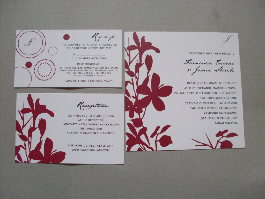 Mehndi Designs 2012: Wedding Invitation