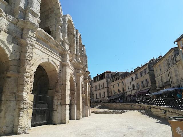 Stare miasti, Koloseum, Amfiteatr