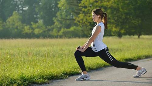 Rèn luyện và chăm sóc sức khỏe là điều bạn phải chú ý trong mọi giai đoạn của cuộc đời.