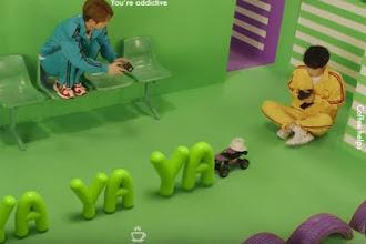 [MV] MXM 엠엑스엠 se llena de positivismo en YA YA YA