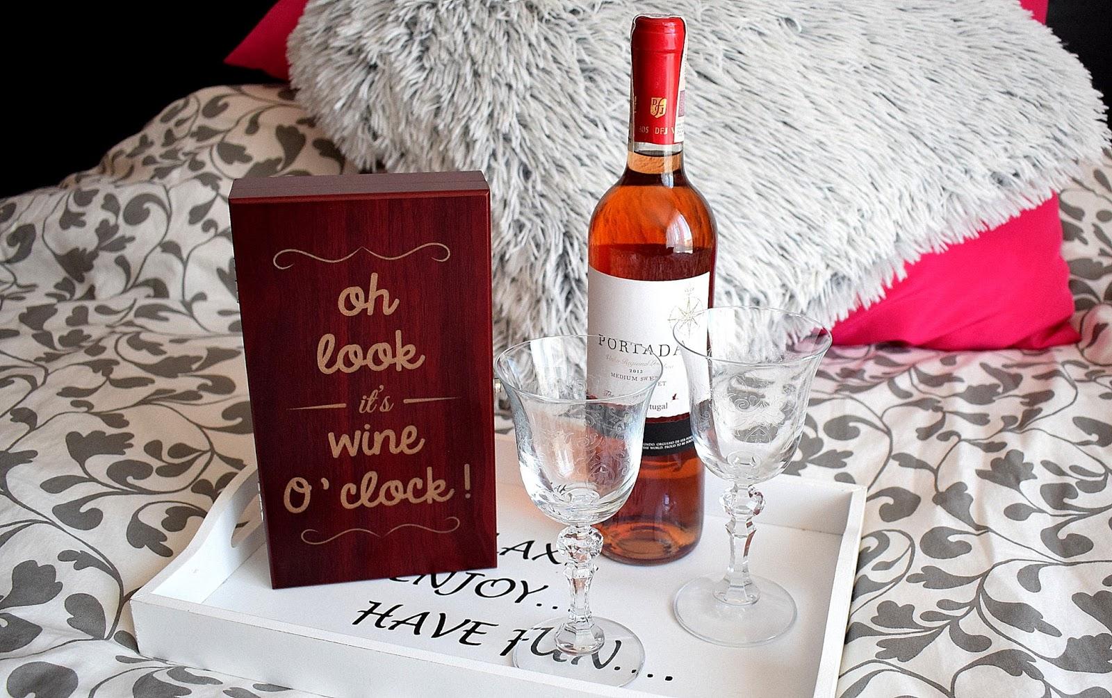 Zestaw do wina - personalizowany prezent