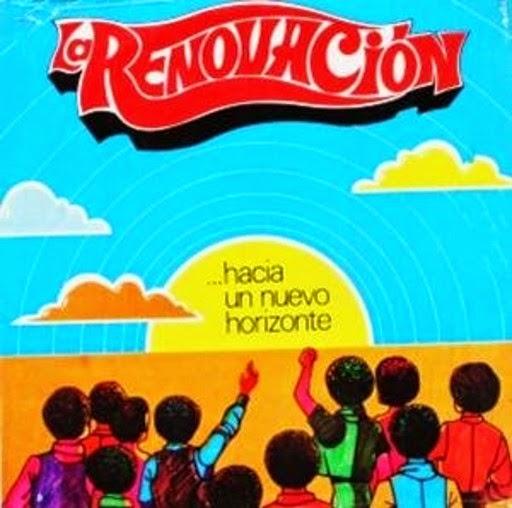 HACIA UN NUEVO HORIZONTE - ORQUESTA LA RENOVACION (1977)
