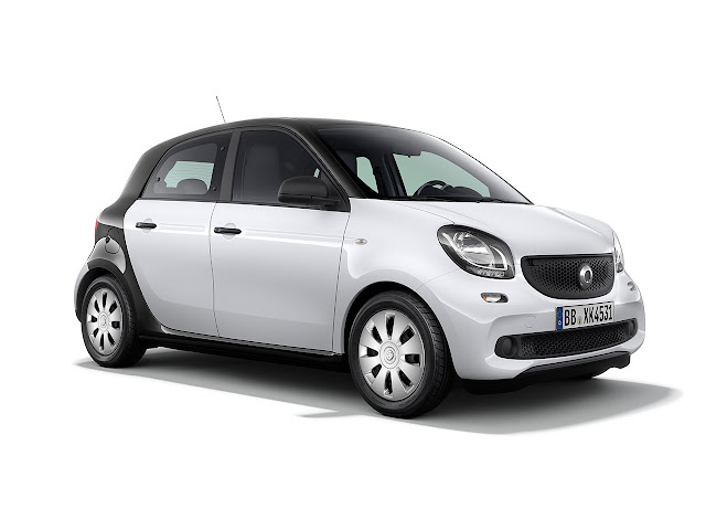 Smart introduces new entry-level pure model