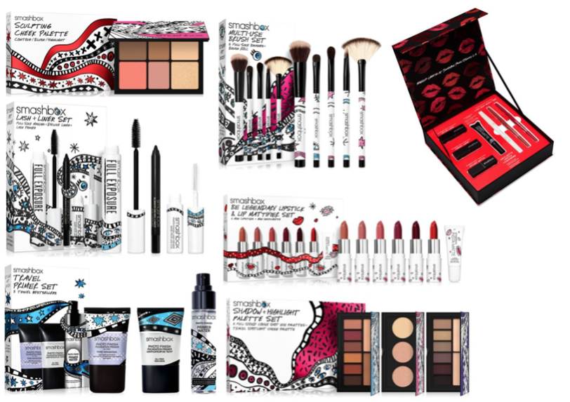 Smashbox Christmas Gift Sets 2017