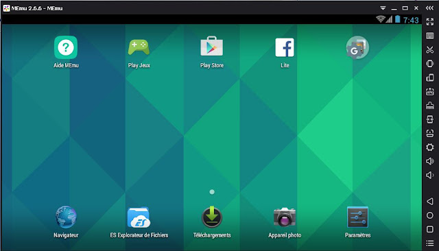 memu android apps for windows