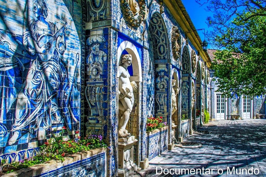 Galeria das Artes; Palácio Fronteira