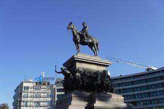 statua a Sofia