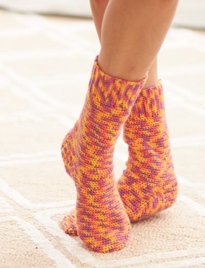 Fiber Flux Comfy Crochet Socks 11 Free Patterns