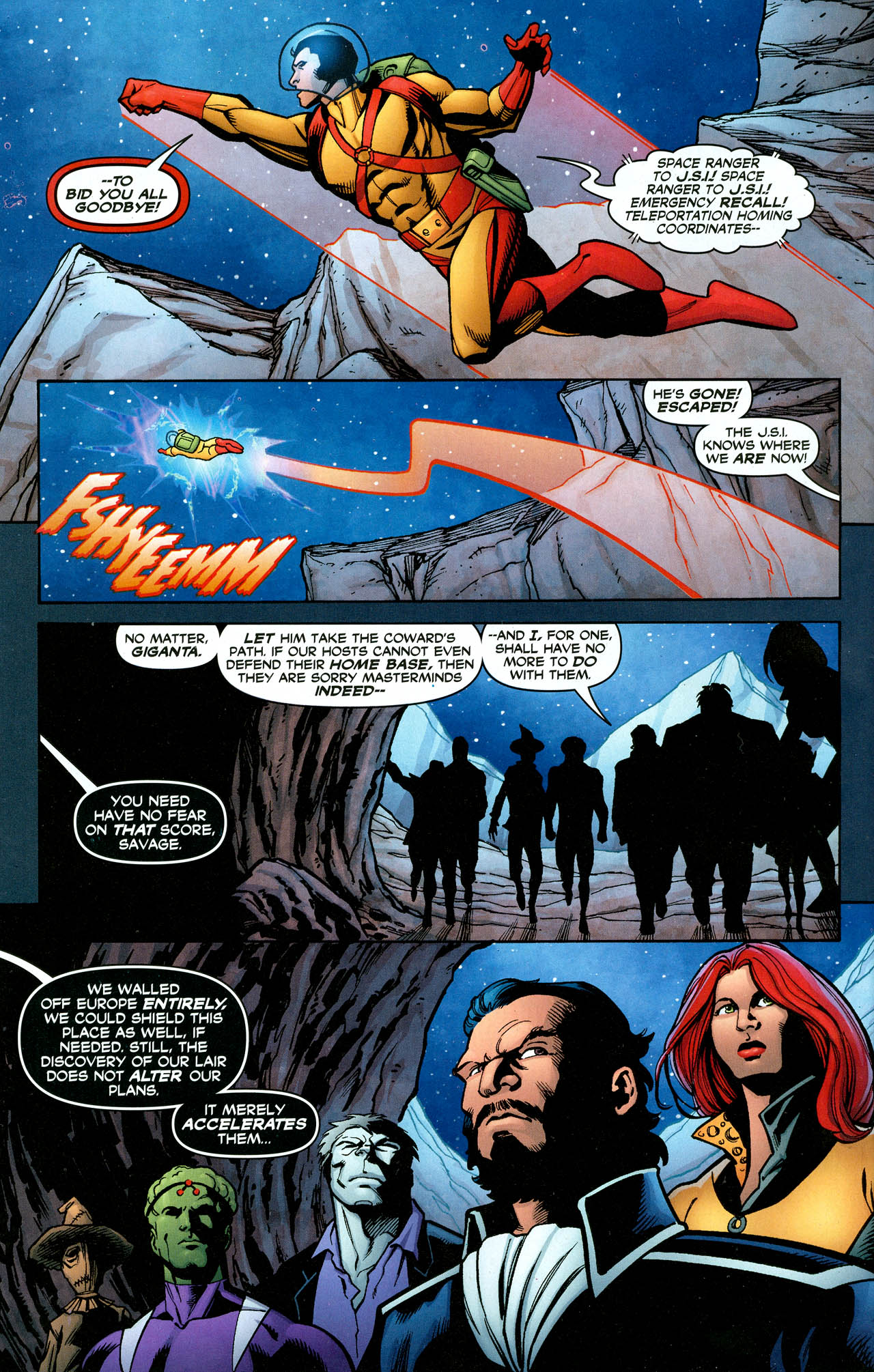Read online Trinity (2008) comic -  Issue #30 - 25