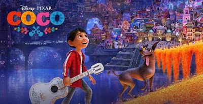 Coco Movie Banner