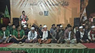 Di Sindangkerta Bandung Barat, Ansor Kecamatan Bersholawat Kembali Digelar