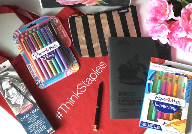Staples Back to School - Supplies - #ThinkStaples