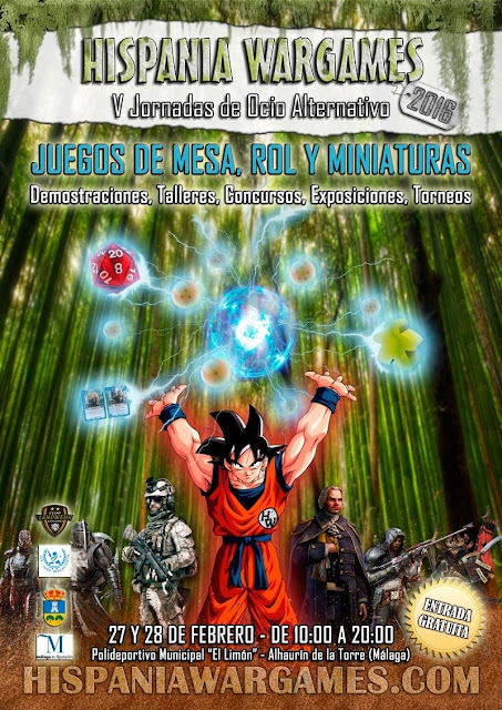 HISPANIA wargames 2016