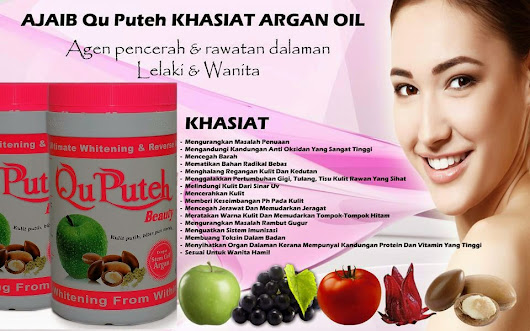 Niena's Beauty Shop: QU PUTEH MURAH