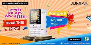 Imose Kampe II Available On Jumia For N6,300 - See Specs