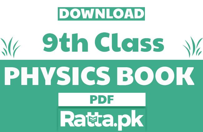 9th Class Physics Book Pdf Download Punjab Textbook Board Ratta Pk
