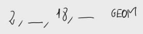 4. Términos de una progresión geométrica 1