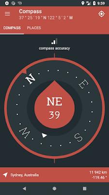aplikasi compass
