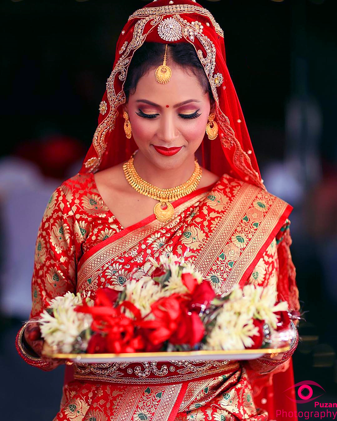 Traditiona Wedding Photography In Nepal
