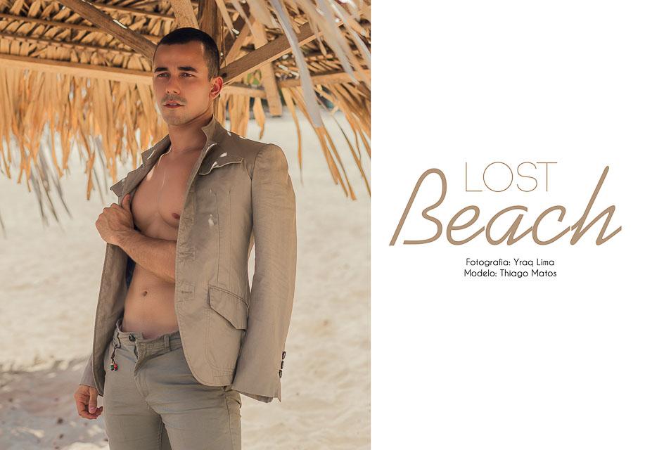 Sem camisa, Thiago Matos posa para ensaio da segunda edição da revista THE MAN. Foto: Yraq Lima