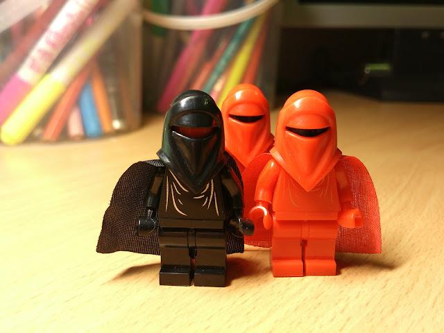 Имперская стража фигурки лего Звездные войны